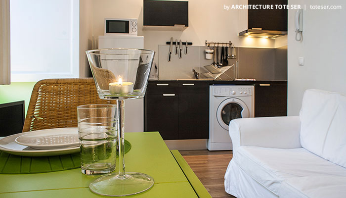 Studio apartment in Chiado, Lisbon