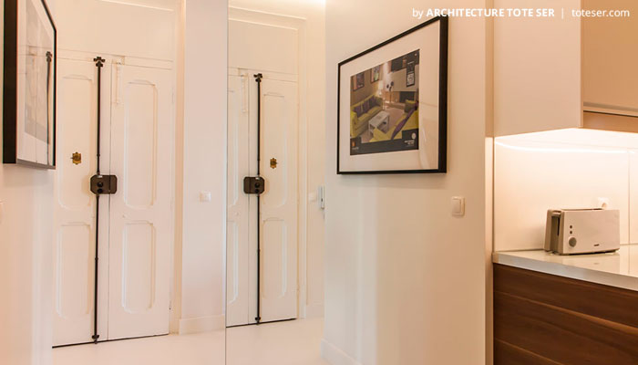 2 bedroom apartment in Lapa